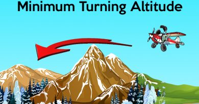 minimum obstacle turning altitude under ifr